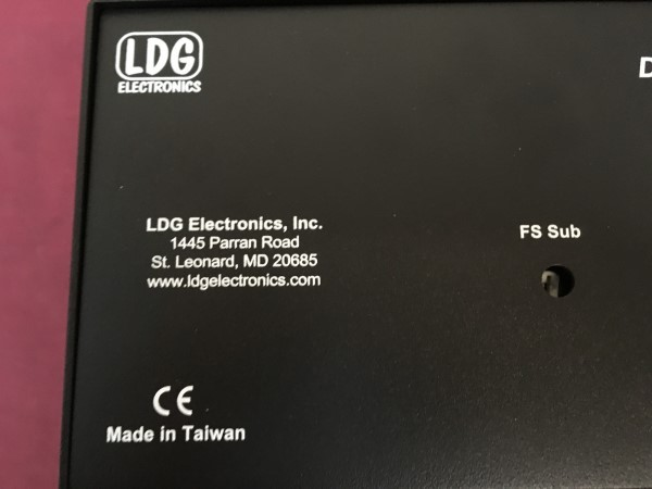 LDG-990 Twin Meter for TS-990S - RCQ Communications Limited