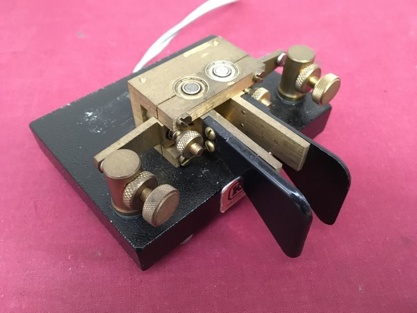 Kent Iambic Squeeze Key - RCQ Communications Limited