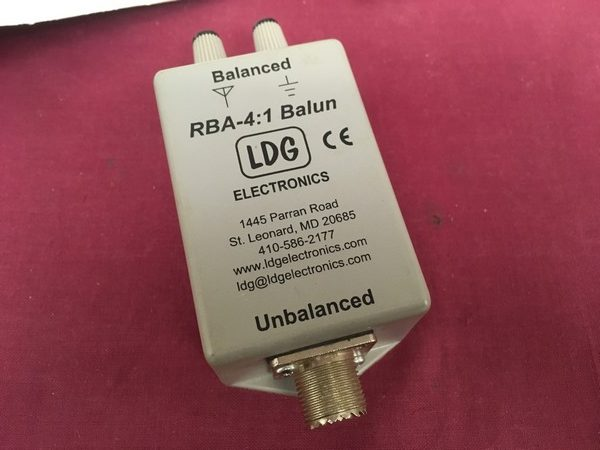 LDG Balun - RCQ Communications Limited - Specialist in New and Used