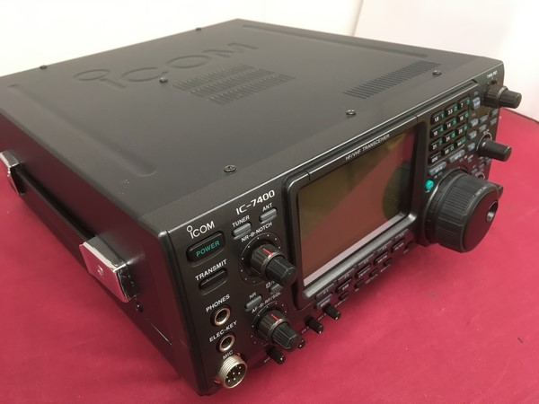 Icom IC-7400 - RCQ Communications Limited - Specialist in New and