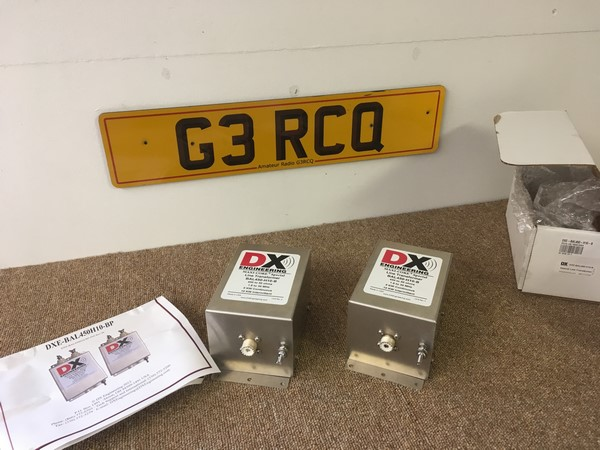 Brand NEW from DX Engineering - RCQ Communications Limited
